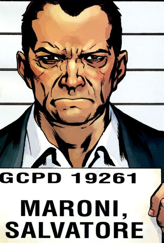 maroni dark knight